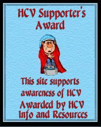 HCV Supporters Award for Excellence